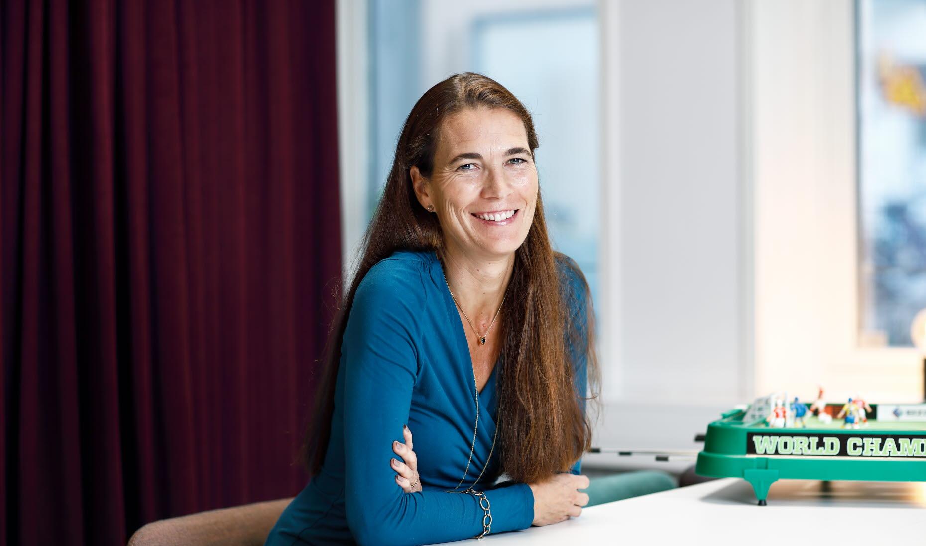 Gunilla Cornell, HR-chef